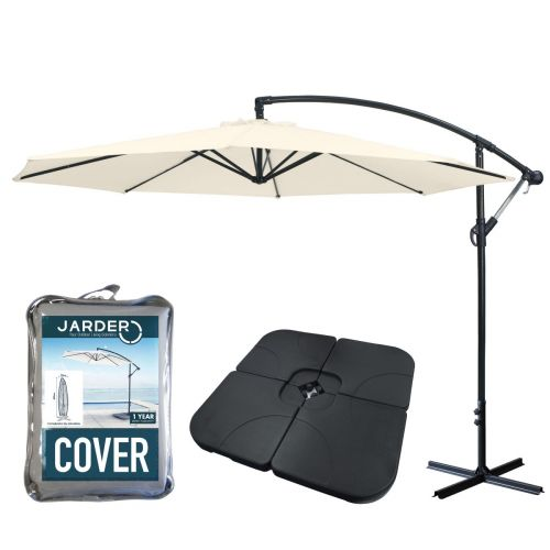 Libra Parasol + Base + Cover Set - Ultimate Package (Pre Order - In Stock 28th May 2021)