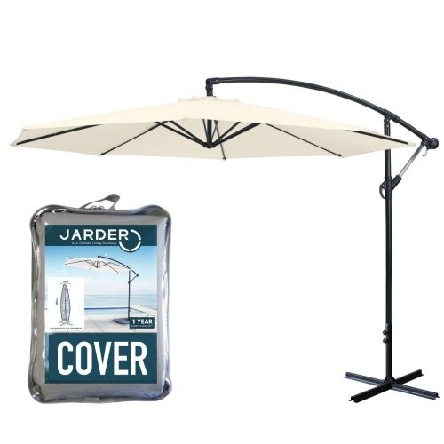 Libra Parasol + Cover Package