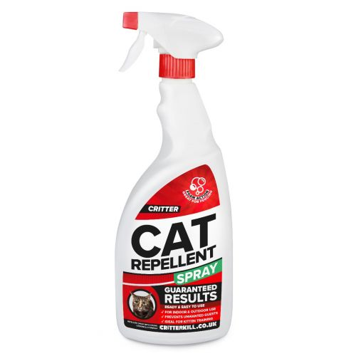 Critter Cat Repellent Spray - 1 Ltr