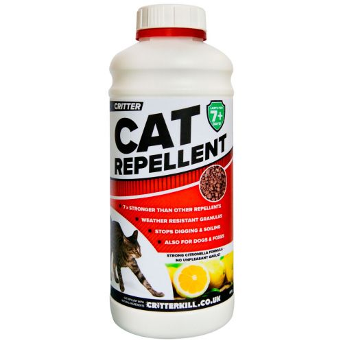 Critter Cat Repellent Granules 650g