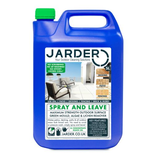 Jarder Spray And Leave mould moss algae remover
