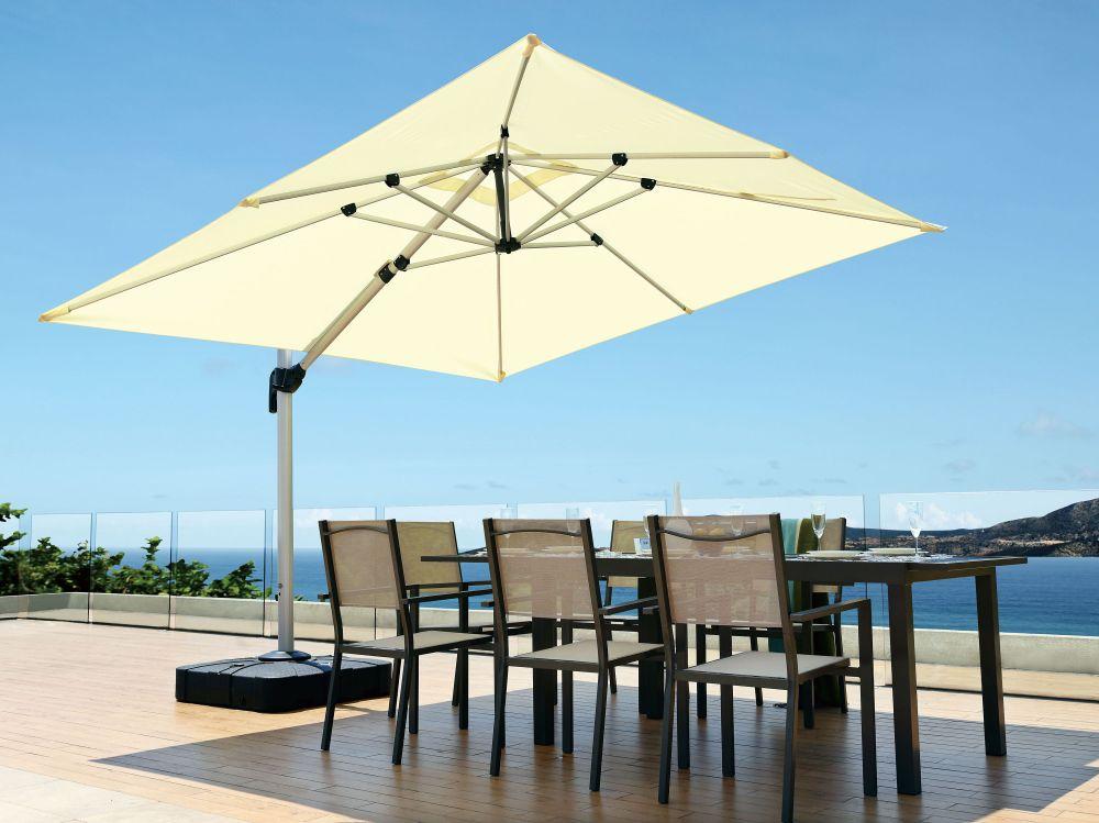 Wave Borde Luxury Parasol